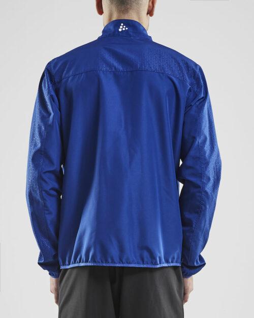 1907379_346000_RUSH WIND JKT_Homme, Coupe-vent léger • Tissu extensible et fonctionnel qui évacue l'humidité • Poches zippées • Idéal pour les clubs, sponsors ou entreprises, Craft, 109 t-shirts