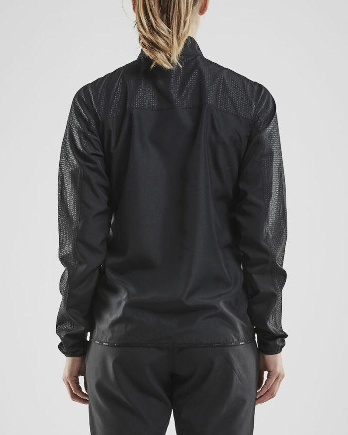1907380_346000_RUSH WIND JKT_Femme, Coupe-vent léger • Tissu extensible et fonctionnel qui évacue l'humidité • Poches zippées • Idéal pour les clubs, sponsors ou entreprises, Craft, 109 t-shirts