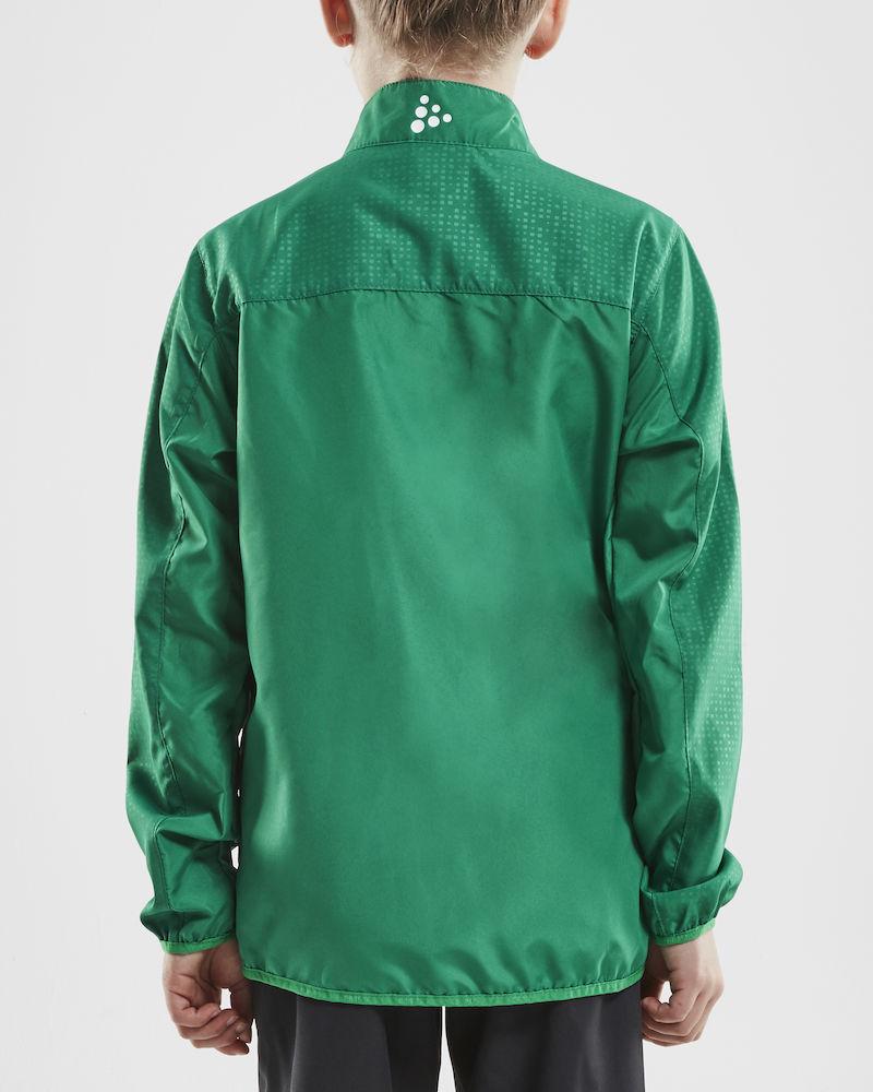 1907381_346000_RUSH WIND JKT_Enfant, Junior, Coupe-vent léger • Tissu extensible et fonctionnel qui évacue l'humidité • Poches zippées • Idéal pour les clubs, sponsors ou entreprises, Craft, 109 t-shirts
