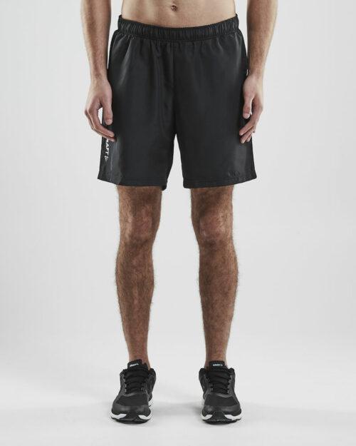 1907385_999000_RUSH SHORTS_Homme, Short léger de 12,5cm • Tissu extensible et fonctionnel qui évacue l'humidité • Grande liberté de mouvement • Idéal pour les clubs, sponsors ou entreprises, Craft, 109 t-shirts