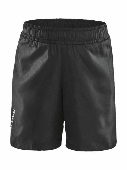 1907387_999000_RUSH SHORTS_Junior, Enfant, Short léger de 12,5cm • Tissu extensible et fonctionnel qui évacue l'humidité • Grande liberté de mouvement • Idéal pour les clubs, sponsors ou entreprises, Craft, 109 t-shirts