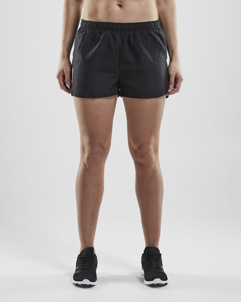 1907397_999000_Rush Marathon Shorts_Femme, Short léger • Fentes d'aisance sur les côtés pour liberté de mouvement • Tissu tissé fonctionnel qui évacue efficacement la transpiration • Idéal pour les clubs, sponsors ou entreprises, Craft, 109 t-shirts