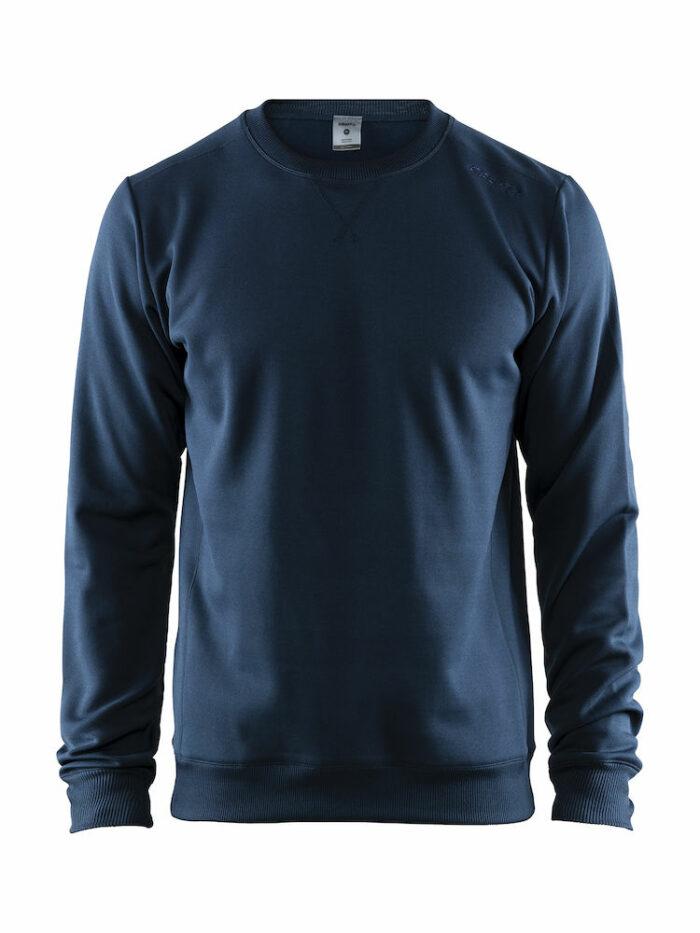 1907564_395000_Leisure_Crewneck_Homme, Sweatshirt décontracté et confortablz conçu pour un usage quotidien • Polyester doux, élastique et fonctionnel • Design contemporain, Craft, 109 t-shirts