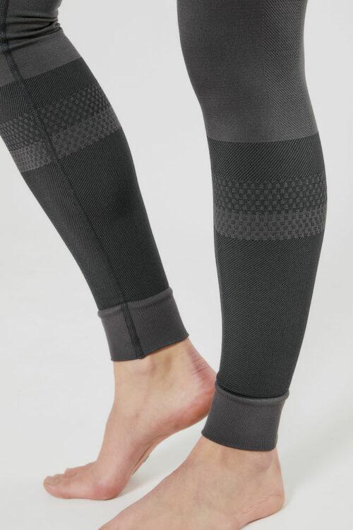 1907930_999960_Warm Intensity Pants_Femme, Sous-vêtement - Caleçon - thermo -régulateur avec coupe ergonomique • Coupe fittée • Tissage 3D - adapté pour être confortable pendant l'exercice - • Très léger et tissage spécifique pour une meilleure thermo-régulation • Pas de couture sur le torse - Bodymapped pour maintenir au sec et au chaud - • Tissage a/ élastique pour une amplitude de mouvement optimale • Isolation supplémentaire vers les parties exposées au froid, Craft, 109 t-shirts