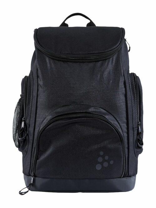 1910055_999000_Transit Equipment Bag 38L_sac de sport polyvalent et contemporain. Polyester solide en extérieur et intérieur renforcé en PU. 2 poches extérieures et bretelles confortables. 38L - Craft, 109 t-shirts