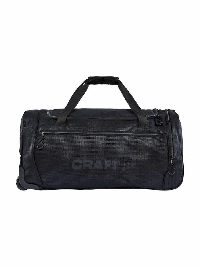 1910058_999000_Transit Roll Bag 60L_Sac à roulettes - polyester renforcé - poches sur les côtés - poignées renforcées et pouvant être attachées - 60L, Craft, 109 t-shirts