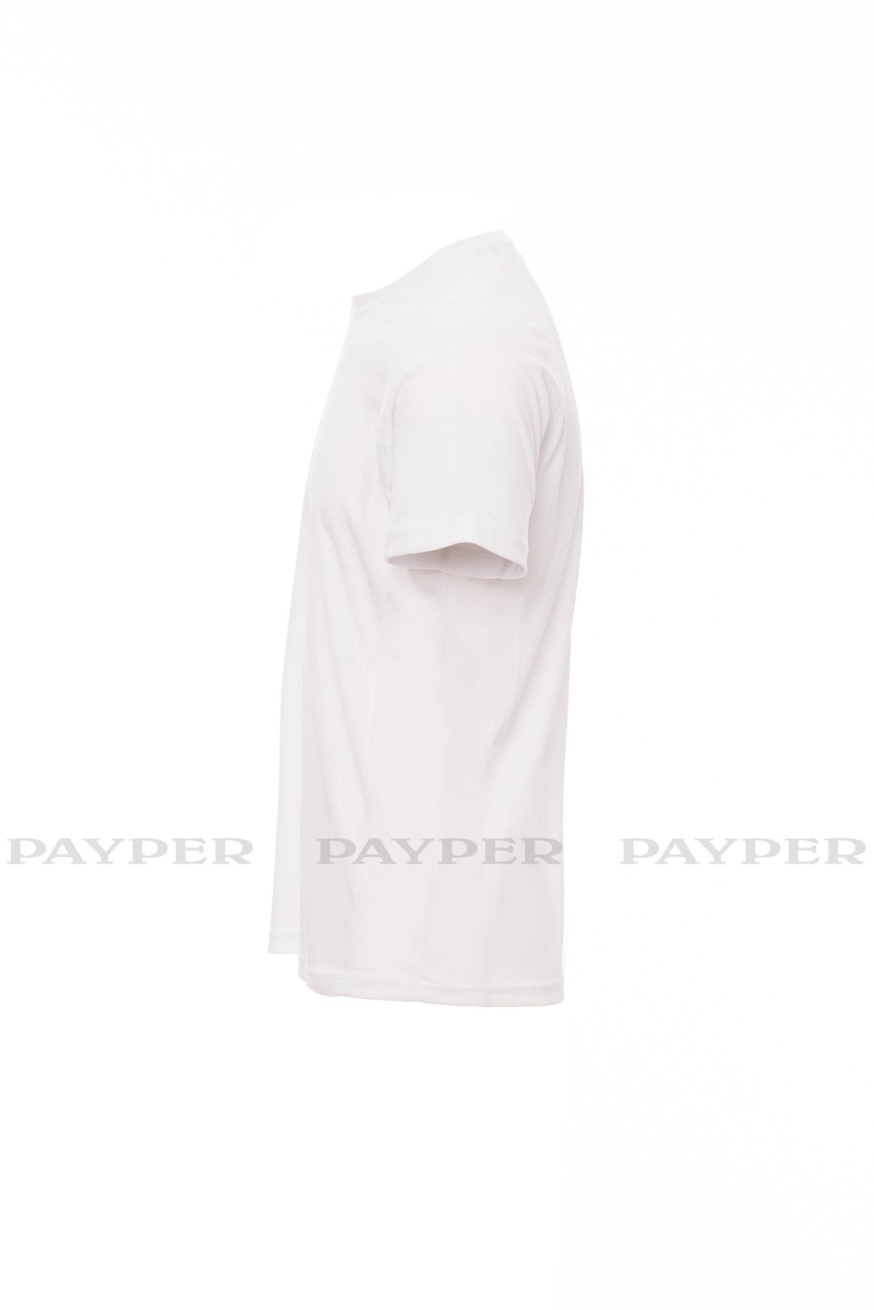 RUNNER_Tee-shirt homme technique-sportif, à manches raglan, double couture latérale gage de meilleure portabilité, ruban sur le col. Payper, 109 t-shirts, sport, polyester, dry tech