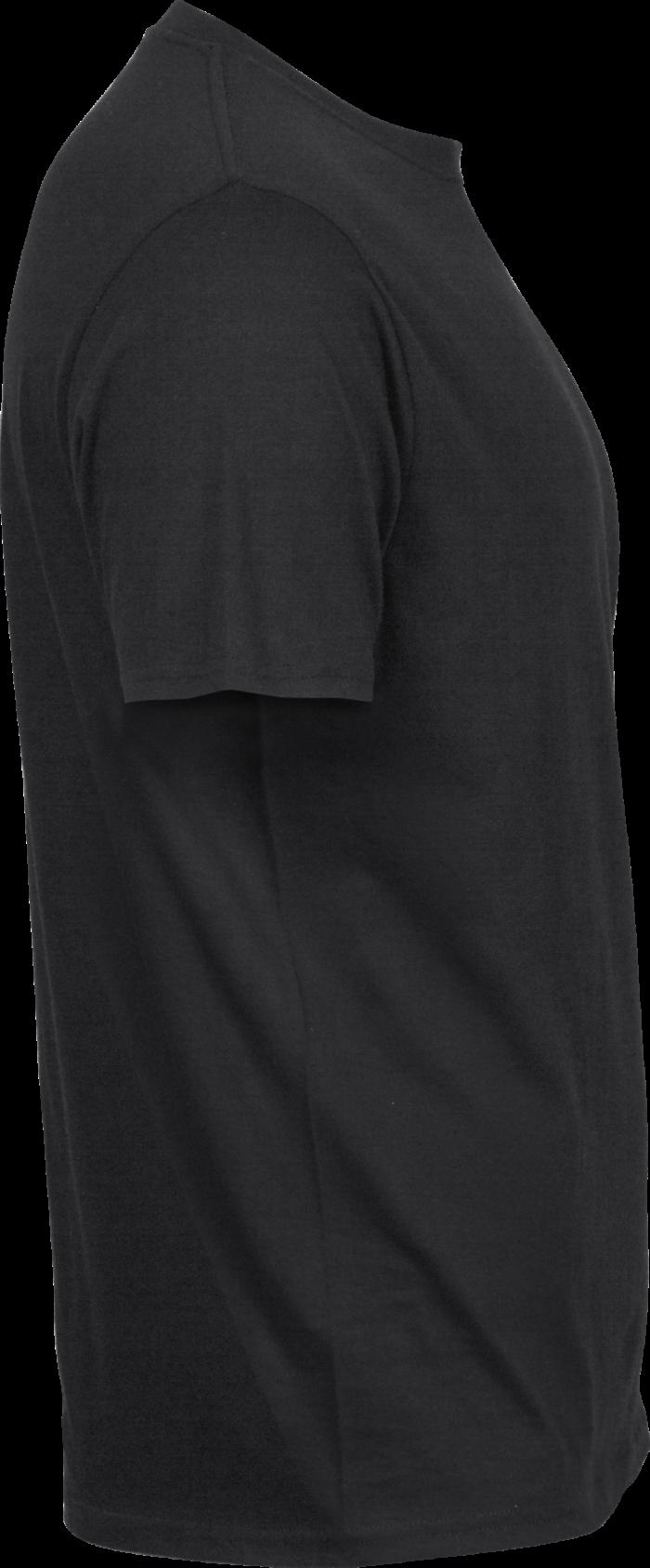 1100_T-shirt col rond pour Homme -140 g / m² -100% coton (bio) -Tissu super-peigné -Bande de propreté d'épaule à épaule -Coutures doubles -Construction tubulaire -Etiquette détachable - Tee Jays - 109 t-shirts