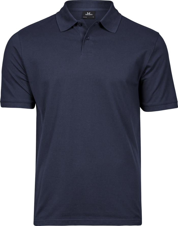 1400_Heavy_Polo_Homme_prérétréci -bande de propreté -patte de boutonnage soignée -surpiqûres aux épaules, emmanchures et base -lavable à 60°, tee Jays, 109 T-shirts