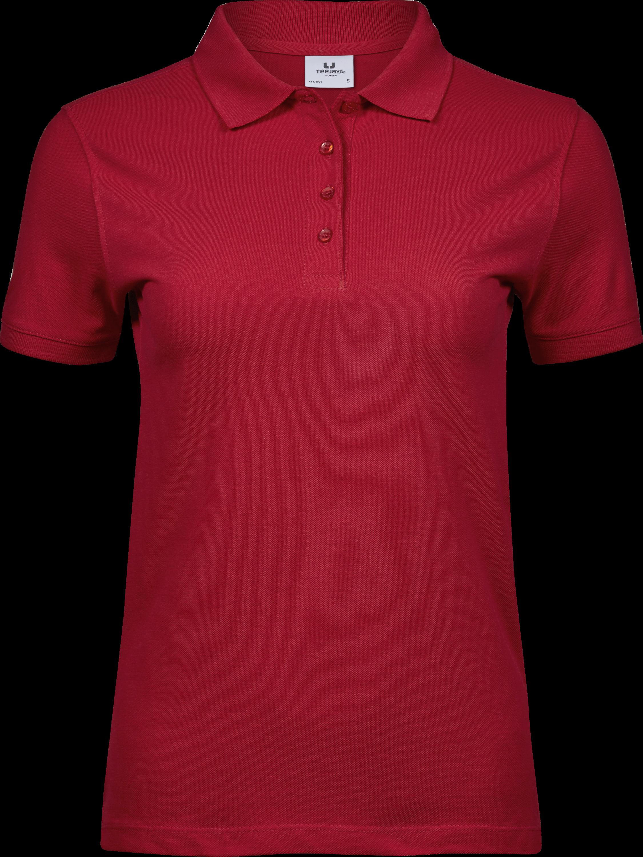 1401_Heavy_Polo_FEmme_prérétréci -bande de propreté -patte de boutonnage soignée -surpiqûres aux épaules, emmanchures et base -lavable à 60°, tee Jays, 109 T-shirts