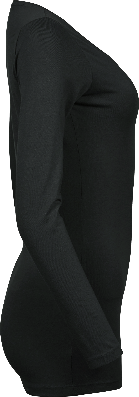 """457_tissu très léger pour un confort accru -élasthanne de qualité pour une surface douce et un meilleur maintien -""""lavé aux enzymes"""" -prérétréci -col en lycra -extra long -coupe mode, Tee Jays, 109 t-shirts"""