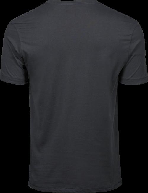 """5000_100% coton peigné ringspun (jersey simple) -coton à longues fibres -coton prérétréci -""""lavé aux enzymes"""" -bande de propreté -surpiqûres -coupe ajustée, Tee Jay, 109 t-shirts"""
