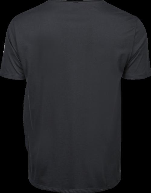 5060_100% coton ringspun peigné -Jersey simple -Prérétréci deux fois -Large encolure de même matériau avec tissu coupé à vif -Bande de propreté d'épaule à épaule -Modèle décontracté - Tee Jays - 109 t-shirts