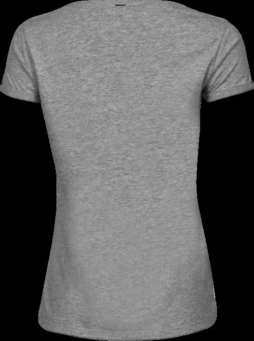 5063-100% coton ringspun peigné -Heather Grey: 85% coton, 15% polyester -Jersey simple -Prérétréci deux fois -Large encolure avec bord côte étroit au col -Bande de propreté d'épaule à épaule -Manches enroulées avec petits bar tags -Modèle décontracté, Tee Jays, 109 t-shirts