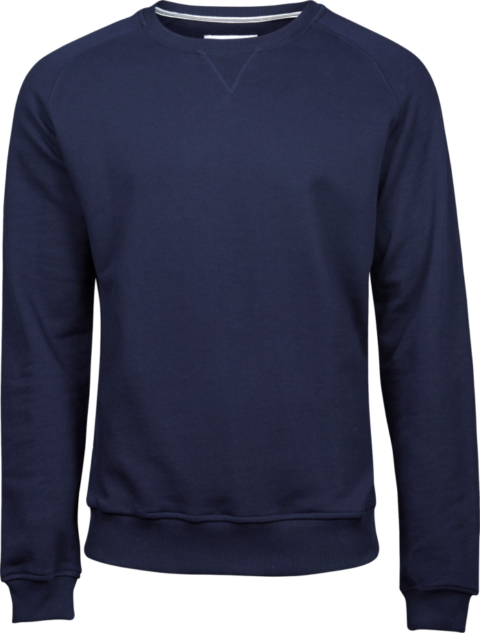 5400_Homme_Urban_Sweat, coton égyptien à longues fibres -non brossé -lavé aux enzymes -crew neck -manches raglan -poignets élastiqués -modèle ample, Tee Jays, 109 t-shirts