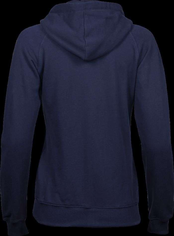 5403_Femme_Urban Zip Hoodie - Coton égyptien à longues fibres -non brossé -lavé aux enzymes -fermeture à glissière -manches raglan -poignets élastiqués -modèle ample, Tee Jays, 109 T-shirts