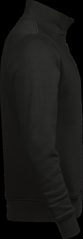 5438_Homme - Half Zip Sweatshirt, Tissu lourd à double teinte -Tissu à 3 fils pour une surface lisse -Dos brossé -col et base à bord côte -Manchette élastique à double surpiqûre -Poches latérales ouvertes -Lavable jusqu'à 60 ° C, Tee Jays, 109 t-shirts