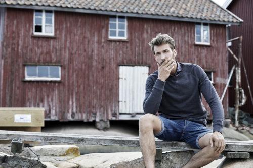 5500_Homme, Femme, Unisexe, Lightweight vintage sweatshirt, Brossé à l'intérieur -Col en tissu -Manches raglan -Poignets et taille élastiques -Coupe cintrée, Tee jais, 109 t-shirts