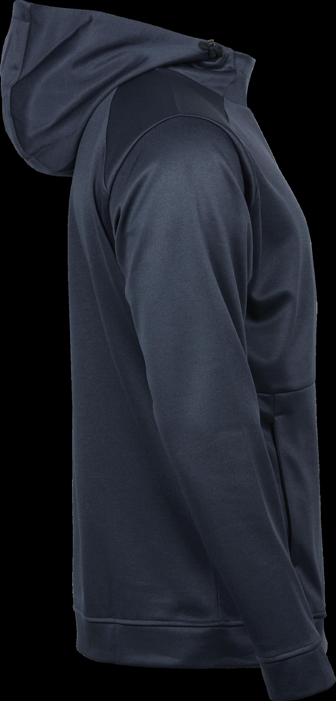 5600_Sweat, Performance Hoodie, Homme, non brossé -capuche réglable -poche avant kangourou -manchettes et ourlet du même tissu -coupe ample, Tee Jays, 109 t-shirts