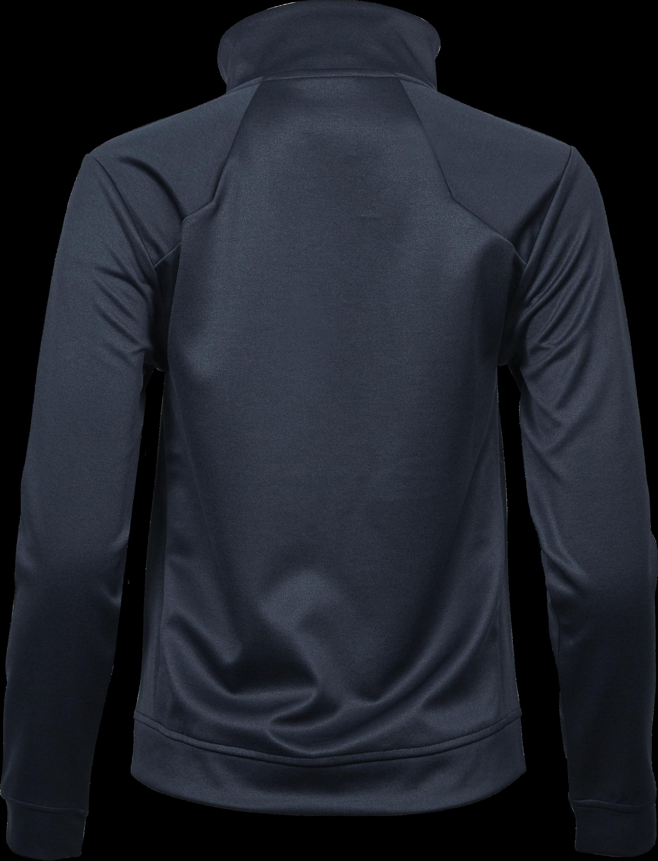 5603_Performance Zip Sweat - Femme, non brossé -fermeture à glissière complète -2 poches avant avec zip -manches en tissu -coupe ample, Tee Jays, 109 T-shirts