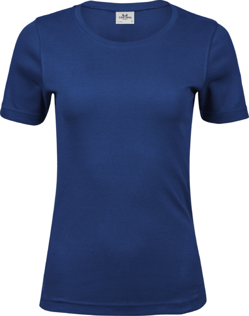 """580_coton à longue fibre -fibre compacte -""""lavé aux enzymes"""" pour une surface douce et lisse -piqûre 2 points -coupe ajustée, Tee Jays, 109 t-shirts"""