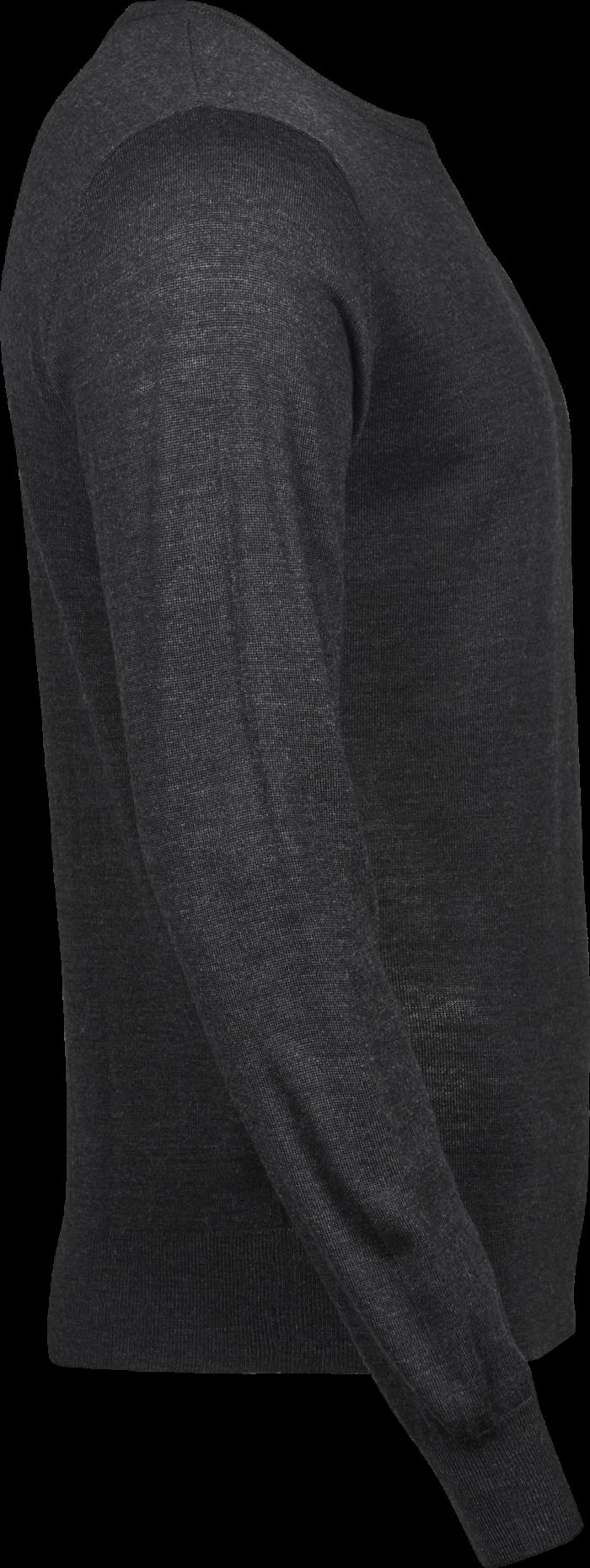 6000_Mens Knitwear - Homme - 50% laine (mérinos), 50% acrylique -Calibre 12 tricot -Qualité italienne fil mérinos -Lavable à 30 degrés (programme laine) -Coupe ajustée, Tee Jays, 109 T-shirts