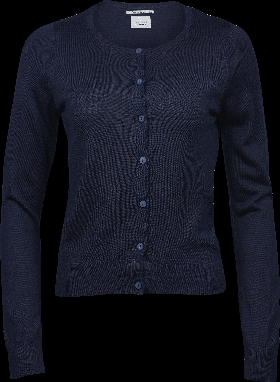 6005_Womens Cardigan, Femme, 50% laine (mérinos), 50% acrylique -Calibre 12 tricot -Qualité italienne fil mérinos -Lavable à 30 degrés (programme laine) -Coupe ajustée, Tee Jays, 109 t-shirts