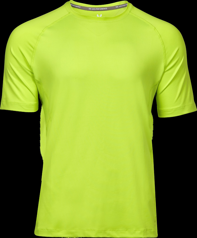 7020_Homme, CoolDry Tee, tissu doux et léger -respirant -séchage rapide et évacue la transpiration -surpiqûres plates -impression réfléchissante -modèle sportif, Tee Jays, 109 t-shirts