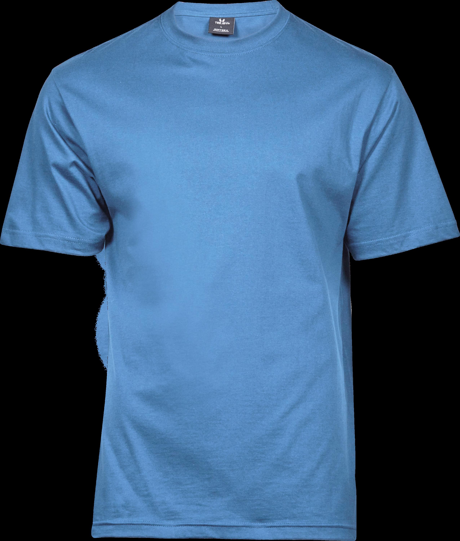 8000_100% coton peigné ringspun -Heather Grey: 85% coton, 15% polyester -coton prérétréci 2 fois -bande de propreté aux épaules -col 2 couches avec élasthanne -structure tubulaire -idéal pour l'impression - Tee Jays - 109 t-shirts