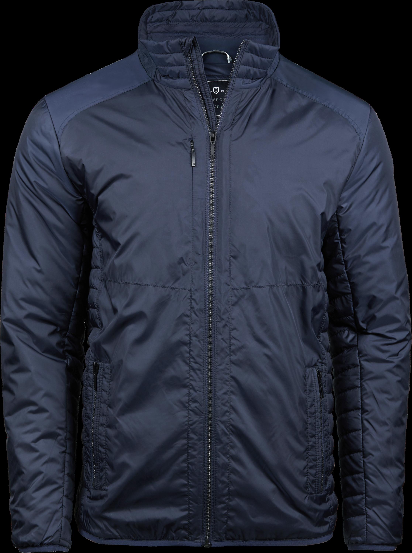 9600_Homme_Newport_Jacket, Détails Cordura et rembourrage souple Dupont de haute qualité -Fermeture éclair en métal de qualité -2 grandes poches à l'avant -Poche intérieure -Poche poitrine extérieure -Ourlet et poignets élastiqués - Coupe en forme, Tee Jays, 109 T-shirts