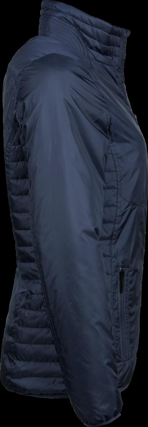 9601_Femme_Newport_Jacket, Détails Cordura et rembourrage souple Dupont de haute qualité -Fermeture éclair en métal de qualité -2 grandes poches à l'avant -Poche intérieure -Poche poitrine extérieure -Ourlet et poignets élastiqués - Coupe en forme, Tee Jays, 109 T-shirts