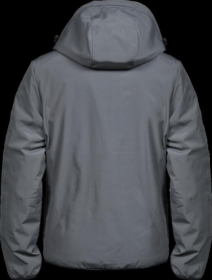 9604_Homme_Urban_Adventure_Jacket_Matériau double couche -Déperlant -Respirant -Capuche détachable avec cordon de réglage -fermeture éclair avec protège-menton -Poche intérieure avec bouton pression -Poches avant à double ouverture (fermeture éclair et bouton pression) -Ourlet et manchettes élastiques, Tee Jays, 109 T-shirts