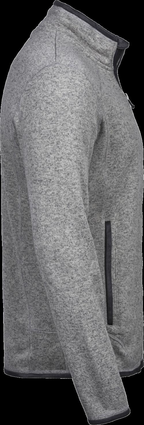 9615_Homme_Outdoor_Fleece - Intérieur brossé -fermeture à glissière -2 poches sur le devant -modèle près du corps, Tee Jays, 109 T-shirts
