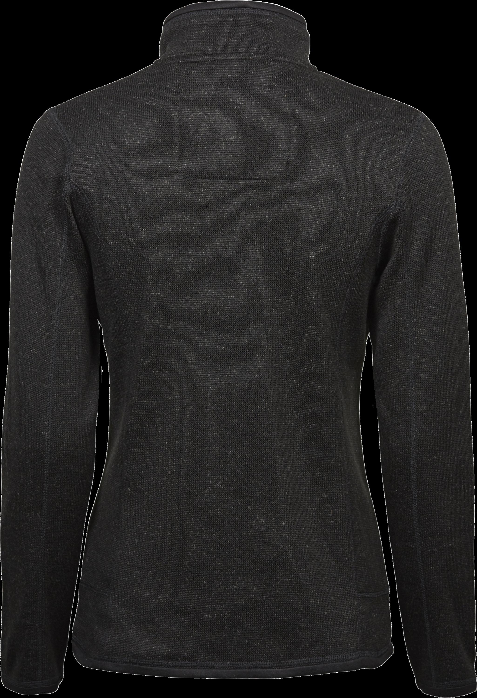 9616_Femme_Outdoor_Fleece - Intérieur brossé -fermeture à glissière -2 poches sur le devant -modèle près du corps, Tee Jays, 109 T-shirts