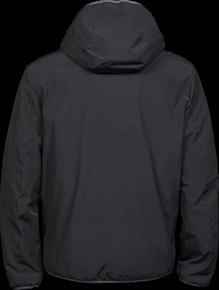 9650_Homme_Competition_Jacket_Matériau double couche -Déperlant -Respirant -Capuche intégrée -Fermeture éclair avec protège-menton -Poches intérieures et extérieures avec fermeture éclair -Ourlet et manchettes élastiques, Tee Jays, 109 T-shirts