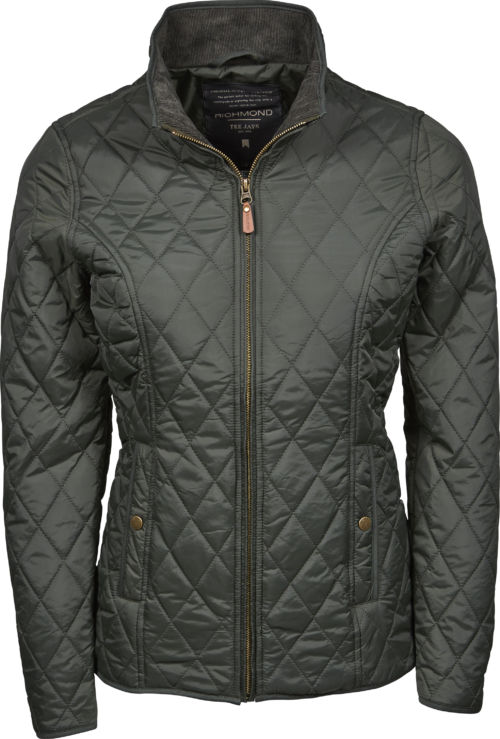 9661_Femme_Richmond_Jacket_Fermeture à glissière pleine longueur -2 larges poches à l avant, poche à l intérieur -Fermeture à glissière et boutons métalliques -Conçu pour la personnalisation - Coupe ajustée, Tee Jays, 109 T-shirts