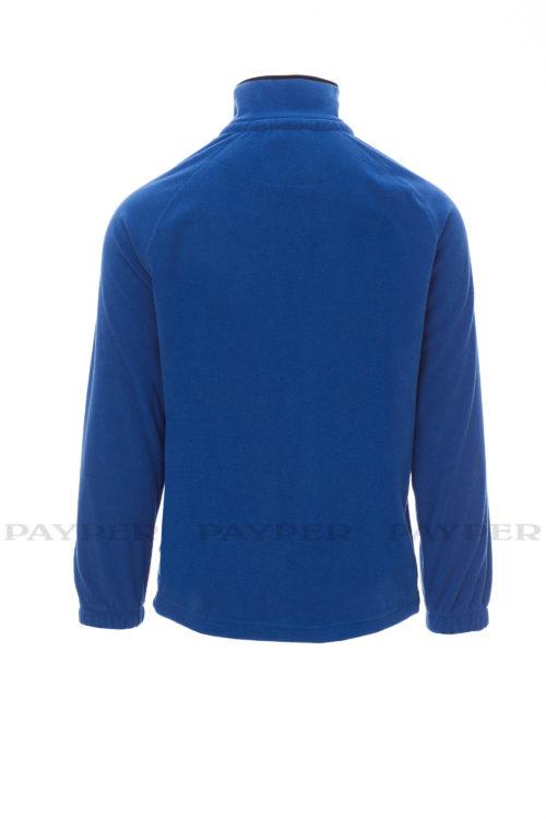 Polaire homme norway Payper, 109 t-shirts, deux poches, bordure de renfort, zip intégral, manches raglan, serre-poignet élastique, fibre polaire