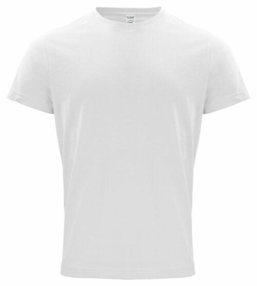 029364-Classic OC-T - Clique, 109 t-shirts, coton biologique, enzymes, douceur, lavage 60, etiquette de coupable, moderne, ajustée, homme