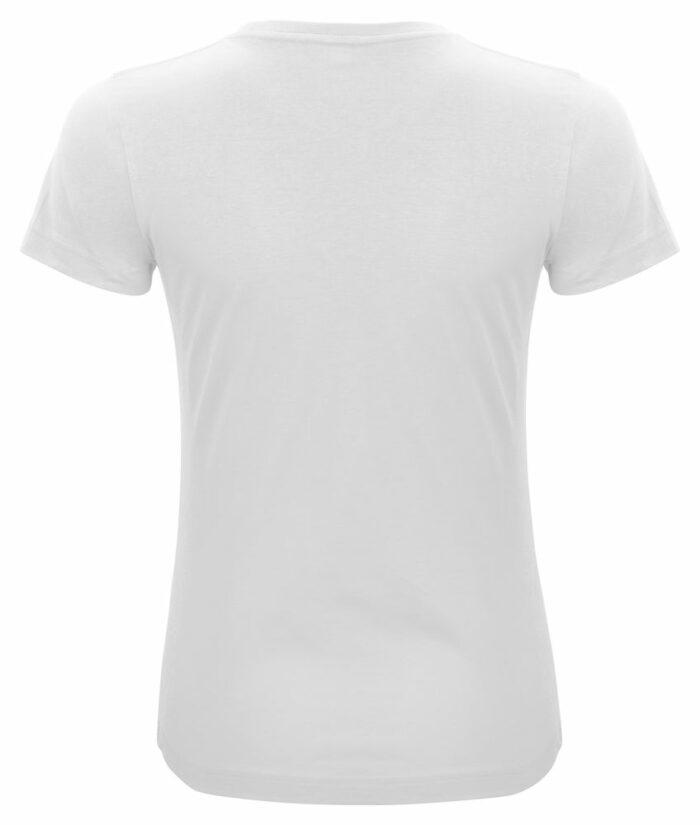 029365-Classic OC-T - Ladies - Clique, 109 t-shirts, coton biologique, enzymes, douceur, lavage 60, etiquette de coupable, moderne, ajustée, femme