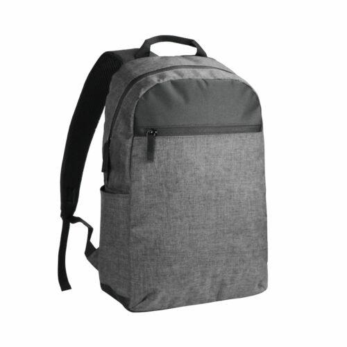 040301_Melange Daypack, 040301, Clique, 109 t-shirts, sac à dos, poches, poignée de transport, 12 litres, bretelles reglables
