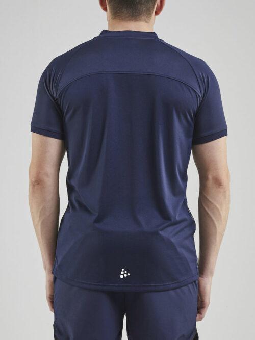 1908225 - Polo Pro Impact Polo Homme, Craft, 109 tshirts, Premium, qualite supérieur, respirant, ouverture nippée, petit col, liberté mouvement