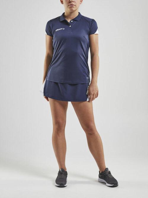 1908226 - Polo Pro Impact Polo Femme, Craft, 109 tshirts, Premium, qualite supérieur, respirant, ouverture nippée, petit col, liberté mouvement