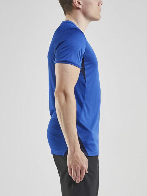 1908228_T-shirt Pro Control Impact SS Tee, Craft, 109 tshirts, haut de gamme, panneau mesh, leger, respirant, extensible