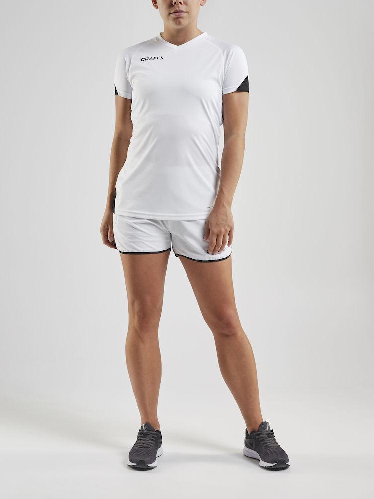 1908229_T-shirt Pro Control Impact SS Tee, Craft, 109 tshirts, haut de gamme, panneau mesh, leger, respirant, extensible, femme