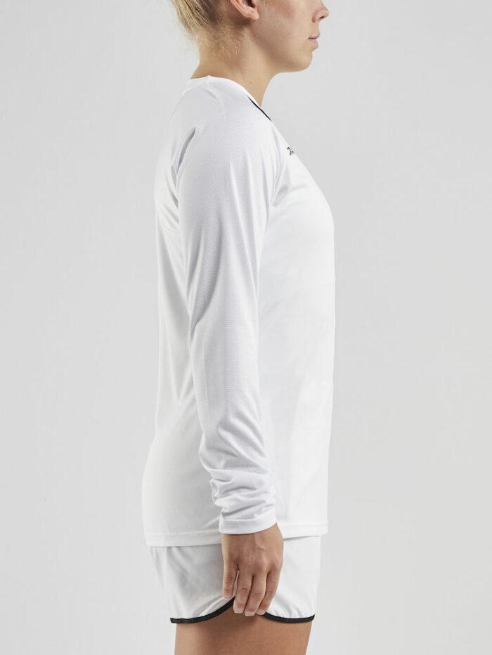 1908232_T-shirt Pro Control Impact SL Tee, Craft, 109 tshirts, haut de gamme, panneau mesh, leger, respirant, extensible, Femme
