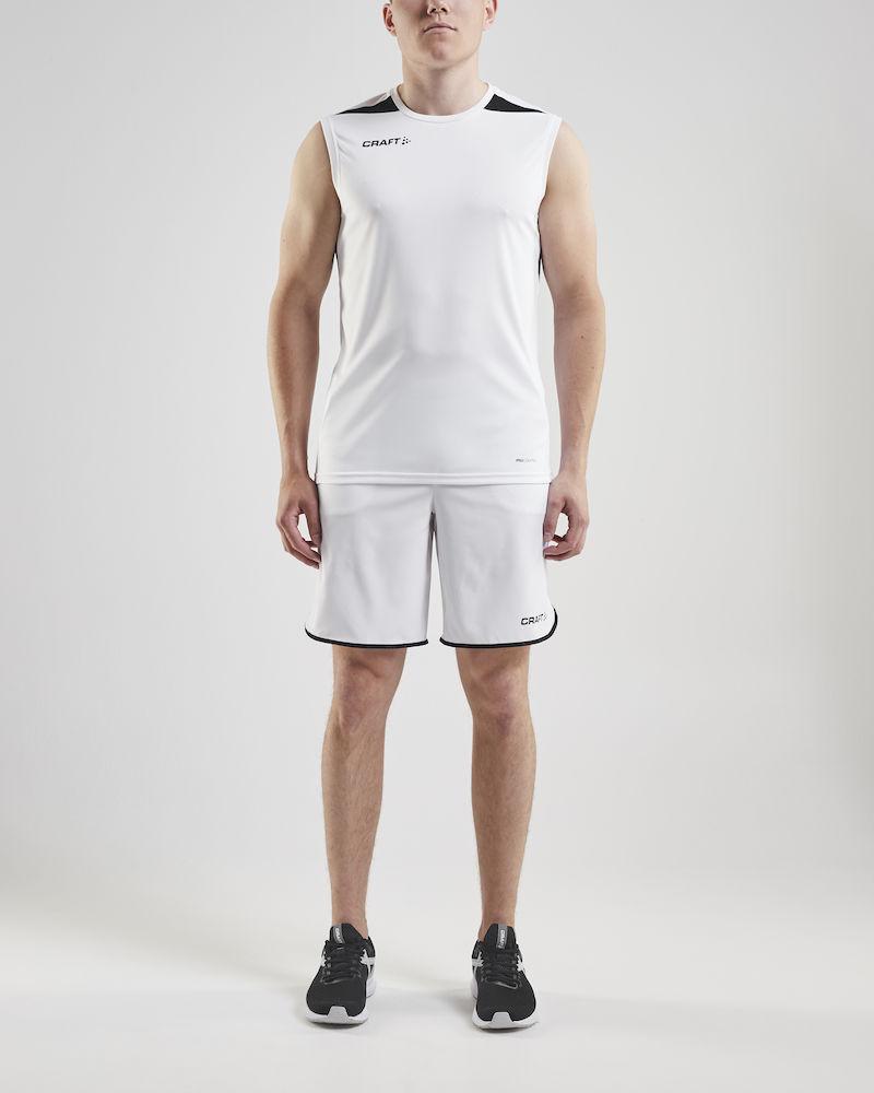 1908234_Debarderu Pro Control Impact SL Tee, Craft, 109 tshirts, haut de gamme, panneau mesh, leger, respirant, extensible, homme