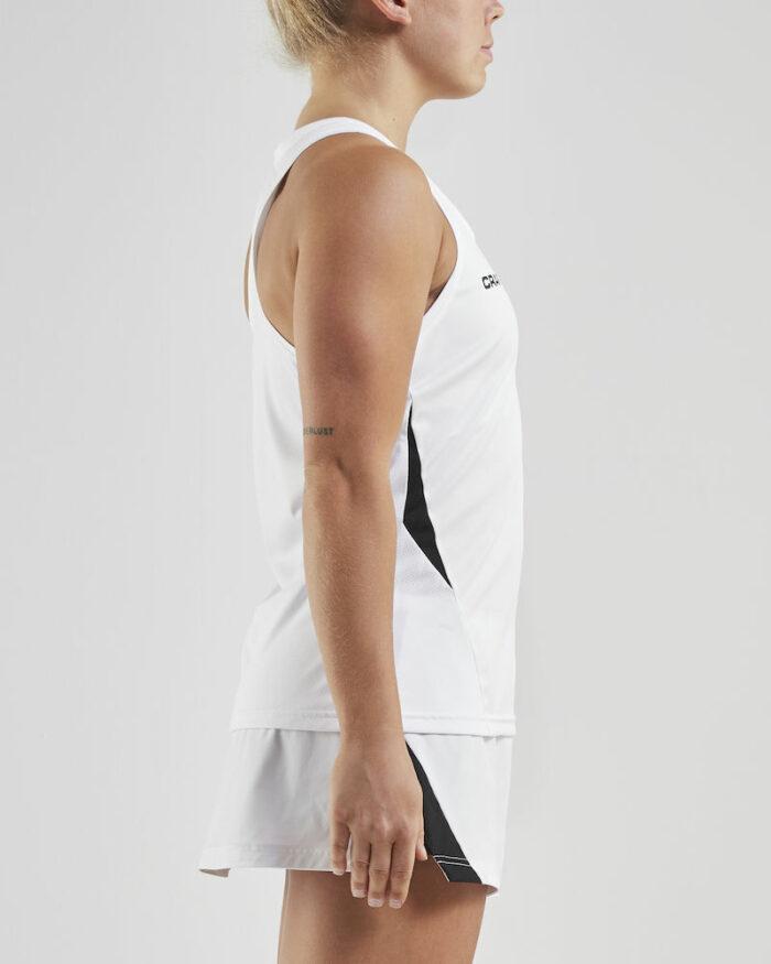 1908235_Debarderu Pro Control Impact SL Tee, Craft, 109 tshirts, haut de gamme, panneau mesh, leger, respirant, extensible, Femme