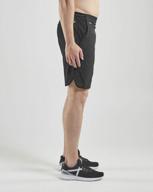 1908237_Pro Control Impact Shorts Man, homme, craft, 109 tshirts, tisse, extensible hautement fonctionnel, liberté, performance, bande élastique a la taille, fente, poche