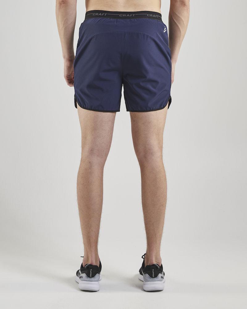 1908401_Pro Control Impact Short, Homme, Craft, 109 t-shirts, tissu extensible, short court, fente, poches, bande élastique la taille