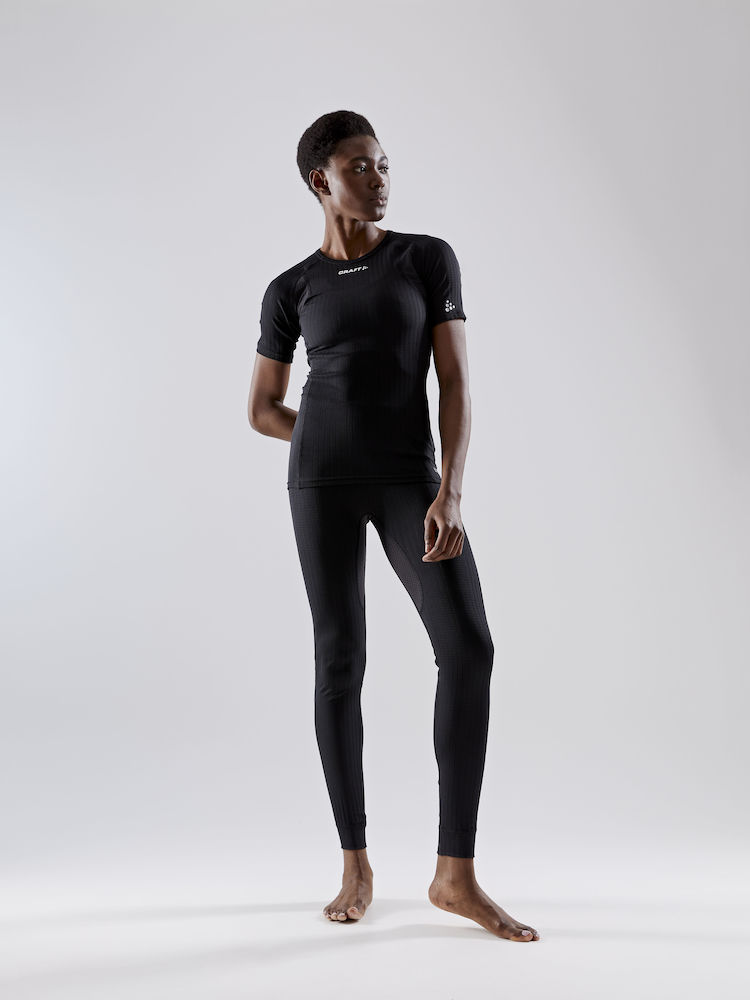 1909672_Active Extreme X CN SS - FEmme, Craft, 109 tshirts, Seaqual, Baselayer, Coolmax Air, ajustee, baselayer, manches courtes